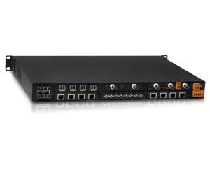 SICOM3028GPT-L3GT/L3FT - Коммутатор модульный управляемый Layer 3 до 28 портов: 28G/24+4G портов, IEC61850 и IEEE1588