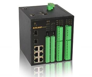 DGCOM3000 - Преобразователь протоколов (Protocol Gateway) с коммутатором (All-in-one)