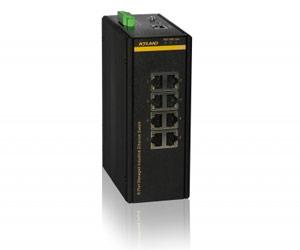 SICOM3008PN - Управляемый гигабитный коммутатор L2 с поддержкой Profinet: 6GE+2GX портов
