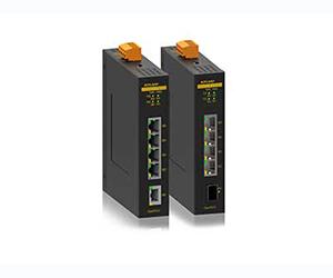 Opal5GS - Неуправляемый гигабитный коммутатор с PoE: 1GX/1GE + 4GE c PoE+(30 Вт)