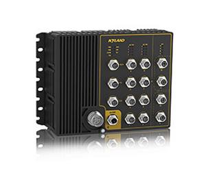 Aquam8612/8112 - Управляемые коммутаторы L3/L2 с PoE: 4 x 10/100/1000Base-TX + 8 x 10/100Base-TX