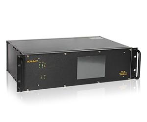 PTS-30E - Сервер точного времени: источник ГЛОНАСС/ GPS/ BDS/ IRIG-B, на выходе NTP, PTP, IRIG, TOD, NMEA, два БП, 2/4 x 1000M (RJ45) или 2 x 1000M (SFP) + 2 x 100M (RJ45), 15 слотов для модулей синхронизации