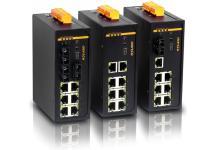 SICOM3009A - Управляемый коммутатор Layer 2: 9 портов 100М, Din-Rail, IEC61850