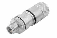 Разъем M12-X-8P-M - M12 X-Coding 8 Pin папа