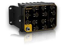 Aquam8512A - Управляемый коммутатор L3 с PoE: 8+4G/9+3G портов с bypass, EN50155, IP67