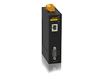KPS3101 - 1-портовый асинхронный сервер 1 RS232/422/485 + 1 10/100Base RJ45