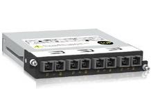 SM6.6-4SC-0.5U - Ethernet модуль 4x100Base-FX оптических портов, SC разъем