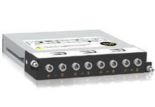 SM6.6-4FC-0.5U - Ethernet модуль 4x100Base-FX оптических портов, FC разъем
