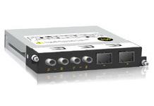 SM6.6-2GX-2ST-0.5U - Ethernet модуль 2 слота SFP, 2х100Base-FX оптических портов, ST разъем