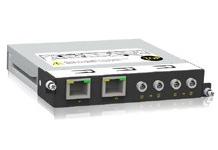 SM6.6-2FC-2T-0.5U - Ethernet модуль 2х100Base-FX оптических портов, FC разъем и 2х10/100Base-T(X) RJ45 портов